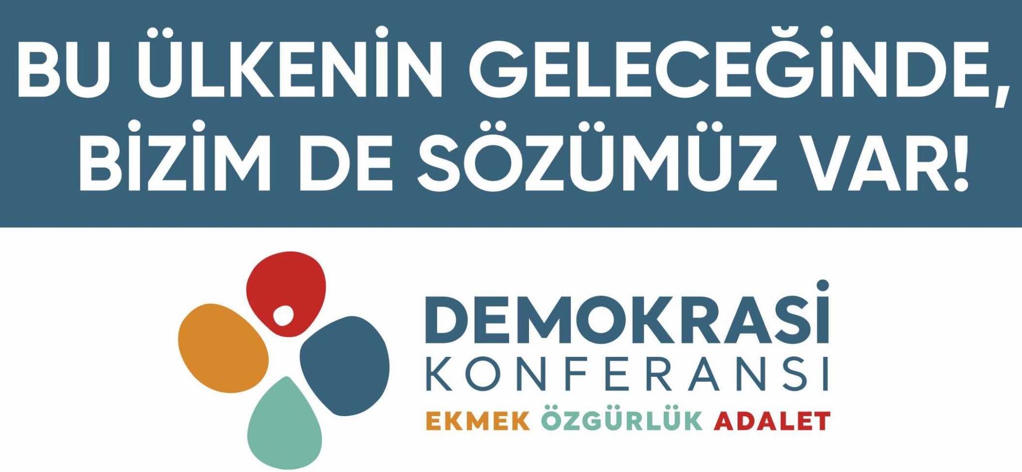 Halkın seçeneği için: Demokrasi Konferansı'nda buluşalım – Perihan Koca (El Yazmaları)